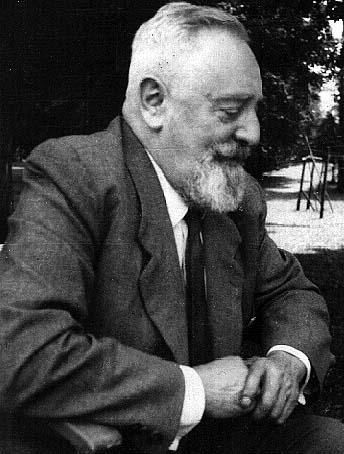 Viktor Schauberger (1885-1958)